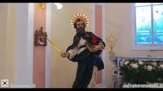 Chiesa di Sant'Elia Sperone AV: interni e processione