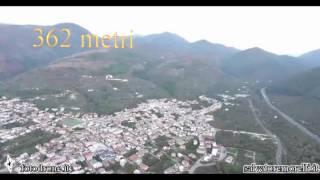 Mugnano del Cardinale (AV): 362 metri aerial video