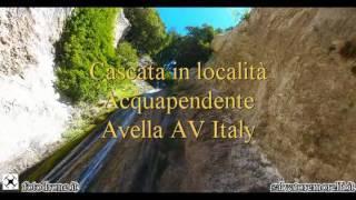 Cascata Acquapendente Avella AV ITALY