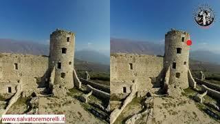 Progetto Virtualizzazione Monumenti: il Castello di Avella ( AV )
