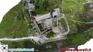 Modello 3D del Castello di Avella ( AV )