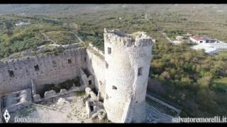 Castello di Avella ( AV ) aerial core session part 1