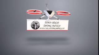 Fotodrone: foto e video in alta risoluzione 4k da drone