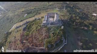 Castello di Avella (AV ) da  306 metri aerial video session